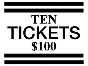Tennessee Conservation Raffle Tickets